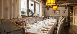 Restaurant Hotel Glockenstuhl in Westendorf