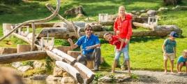 Filzalmsee auf Hochbrixen in den Kitzbüheler Alpen