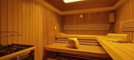 Sauna Hotel Glockenstuhl in Westendorf