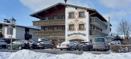 Hotel Glockenstuhl in Westendorf im Winter
