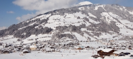 Westendorf im Winter