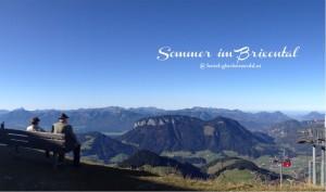 Berg, Sommer, Westendorf, Brixental
