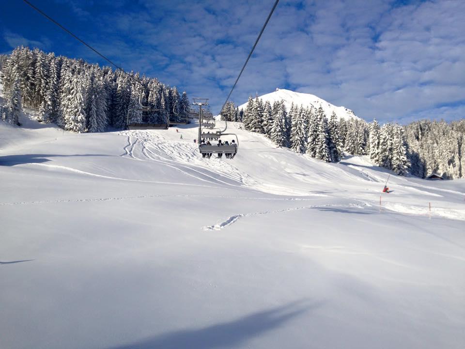 Traumhafter Neujahrstag in Westendorf im Brixental