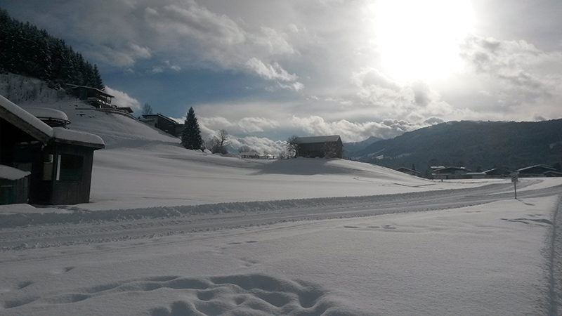 Skiwelt Wilder Kaiser - Brixental in Itter
