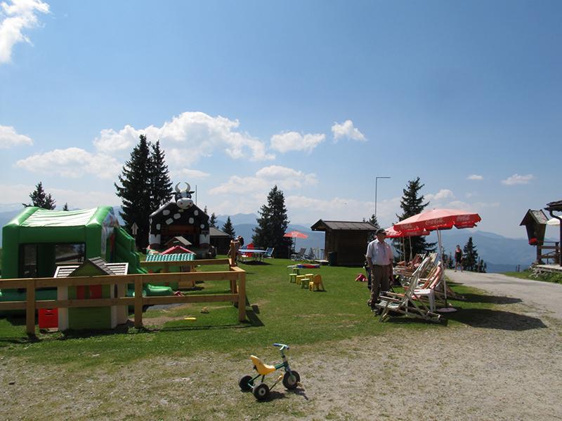 Spielplatz am Talkaser