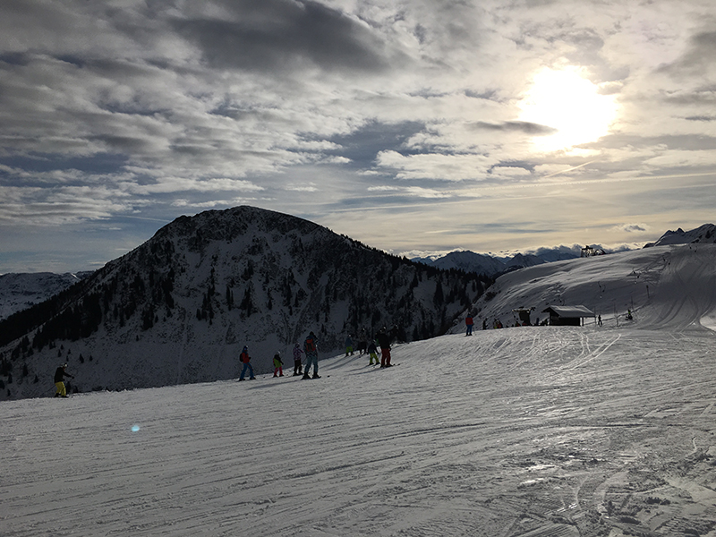 Skitag in der Skiwelt Wilder Kaiser - Brixental