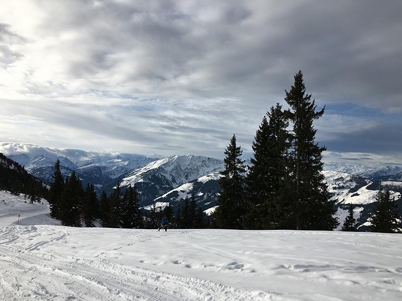 Skitag in Westendorf