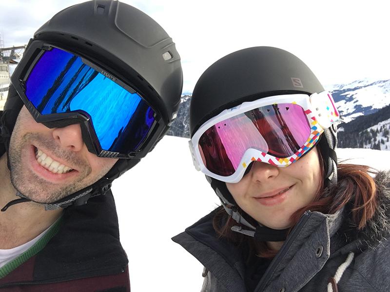 Skifahren in der Skiwelt Wilder Kaiser Brixental