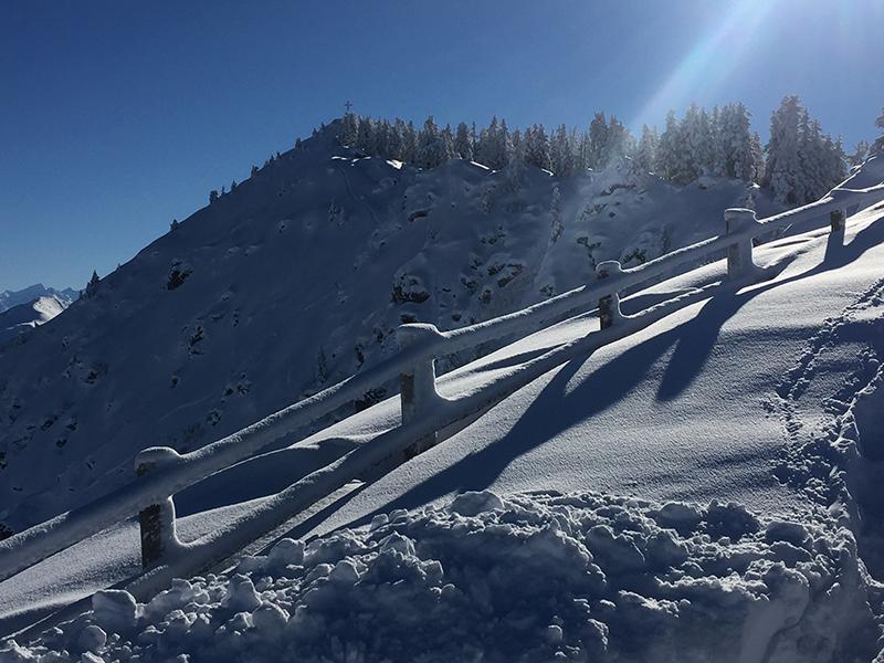 Wintertag in der Skiwelt Wilder Kaiser - Brixental