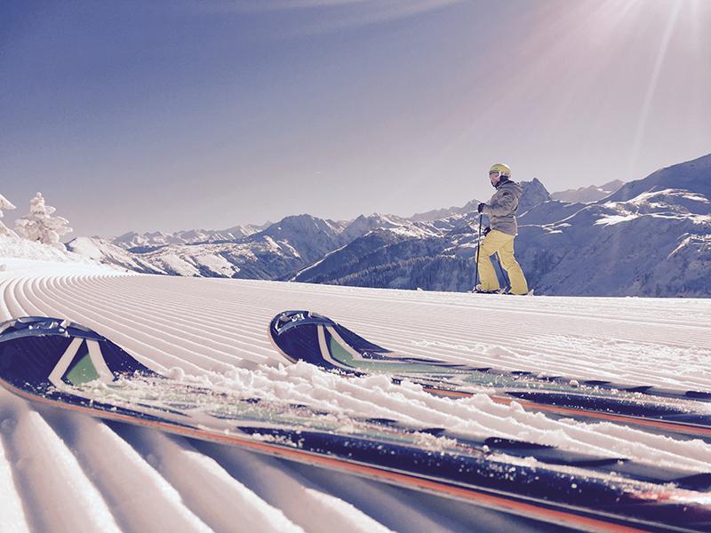 Skifahren in der SkiWelt Wilder Kiaiser - Brixental