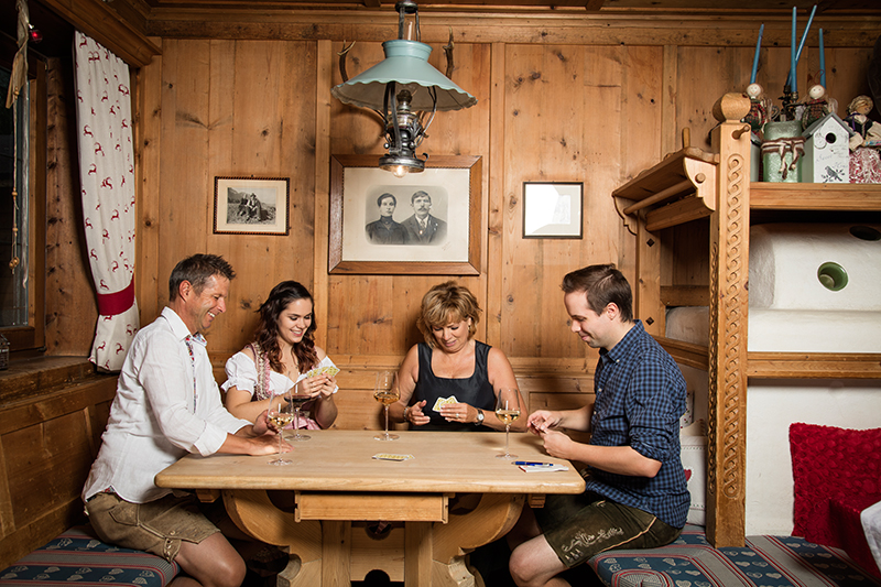 Familie Eberl Hotel Glockenstuhl in Westendorf