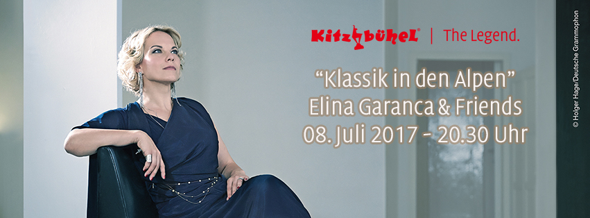 Elina Garanca in Kitzbühel