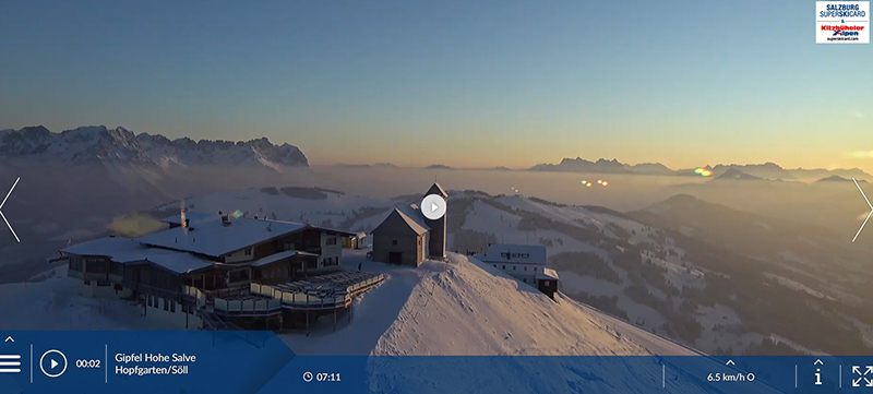 Hohe Salve - Skiwelt Wilder Kaiser - Brixental