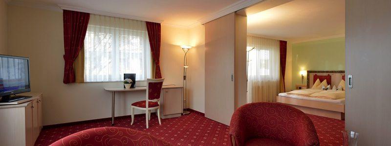 Suite Lisa/Erich im Hotel Glockenstuhl in Westendorf
