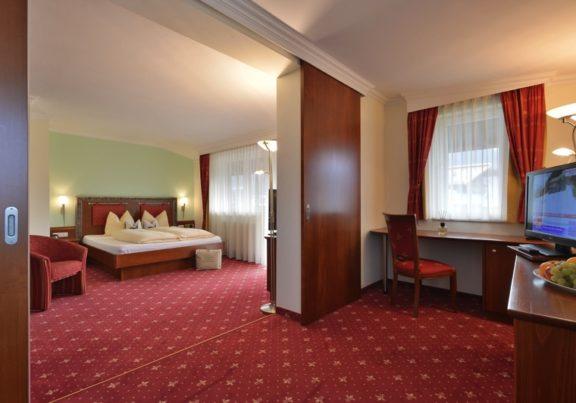 Suite Amelie/Nina im Hotel Glockenstuhl in Westendorf