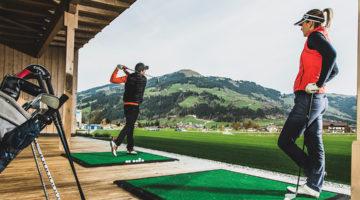 Driving Range am Golfplatz Kitzbüheler Alpen Westendorf