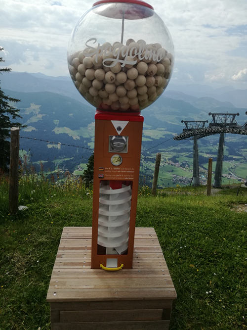 Alpinolino Spoggolino Automat