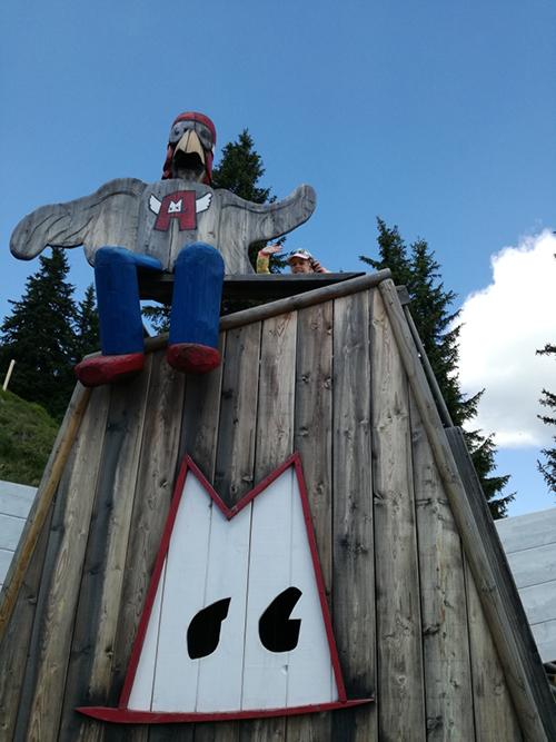 Alpinolino Himmelsteig Weg