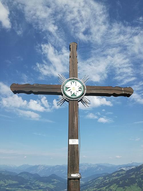 Gipfelkreuz Fleiding