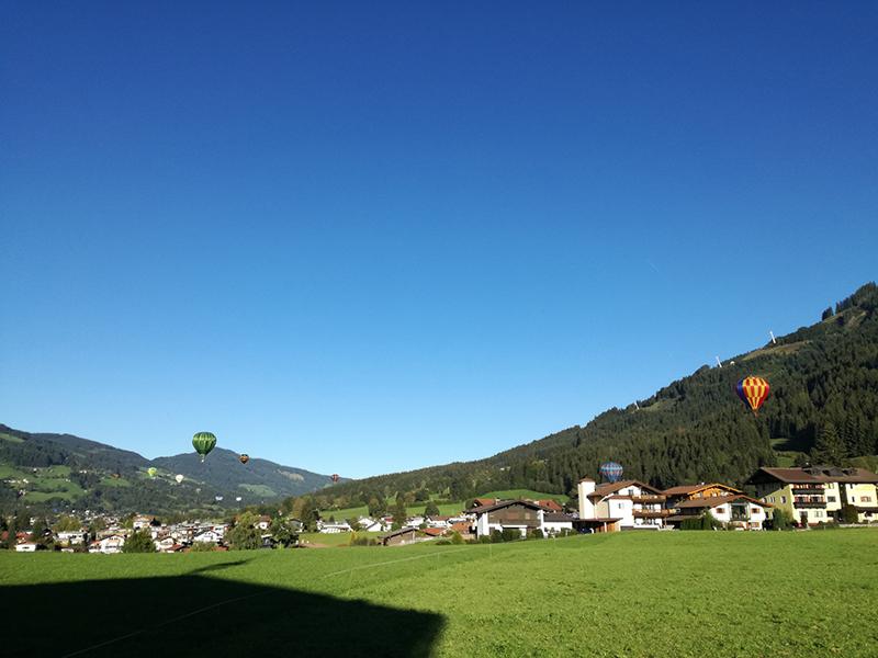 29. Int. Libro Ballon Cup im Brixental