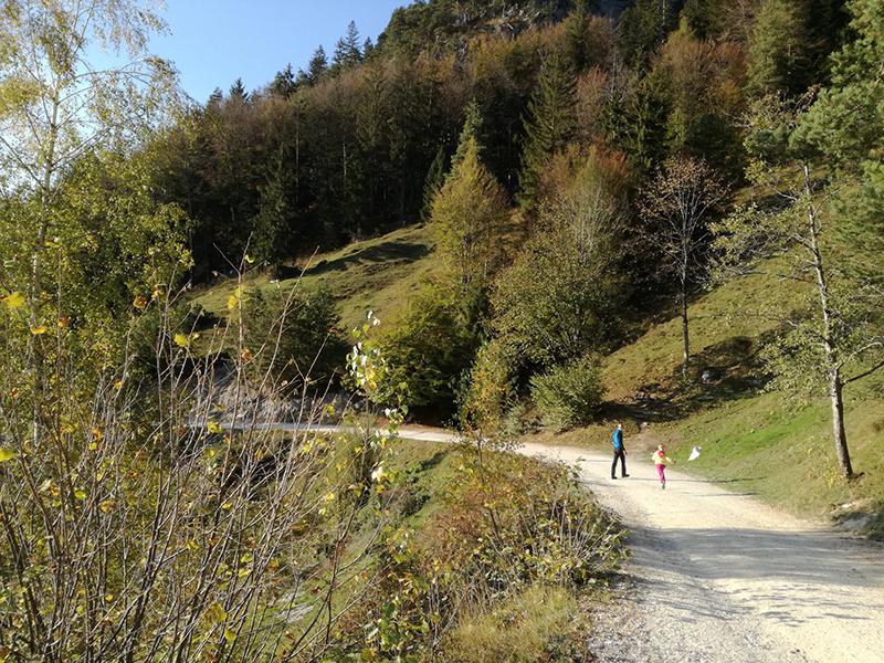 das Naturschutzgebiet Kaisertal
