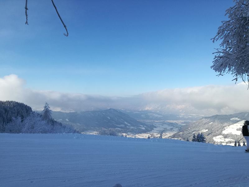 Skifahren in der Skiwelt Wilder Kaiser - Brixental