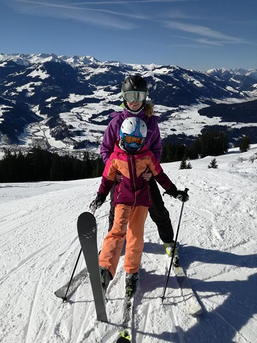 Ein traumhafter Skitag in der Skiwelt Wilder Kaiser - Brixental