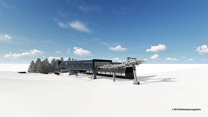 neue Fleidingbahn in der Skiwelt Westendorf