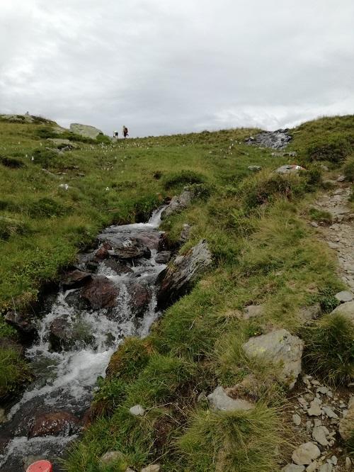 unterer Wildalmsee in der Kelchsau