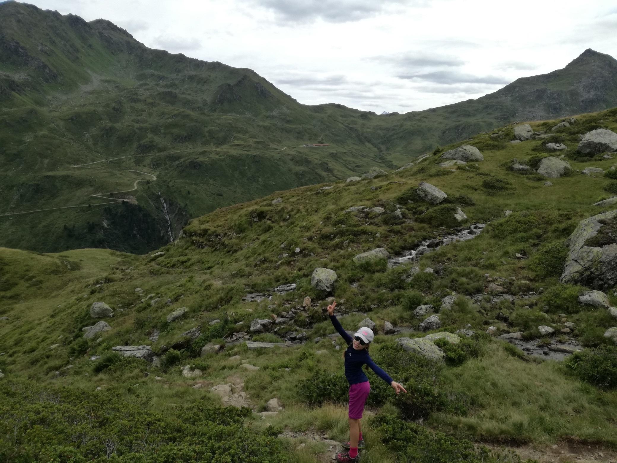 Wandern in der Kelchsau