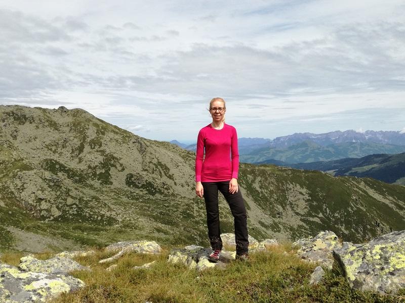 Wanderung Richtung Schafsiedel in der Kelchsau