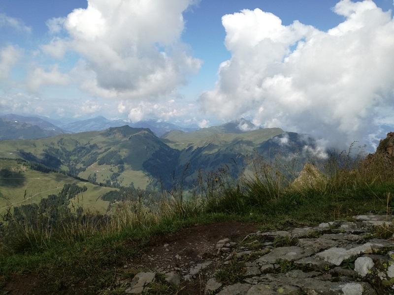 Ausblick vom Wildseeloder