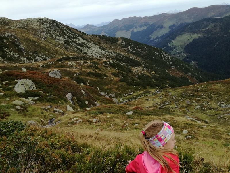 Wanderung auf das Kröndlhorn