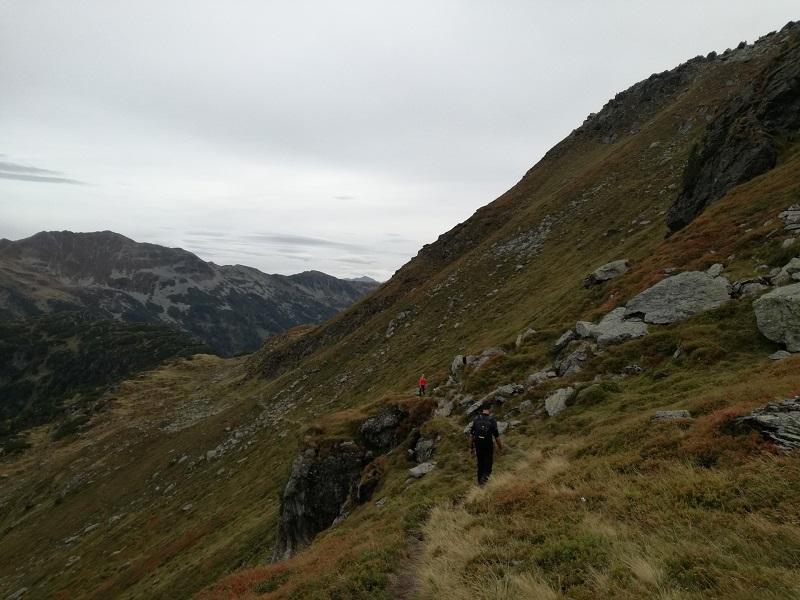 Wanderung Richtung Rotwandalm vom Kröndlhorn
