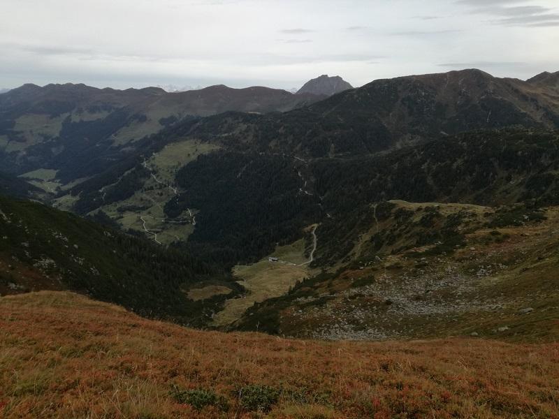 Wanderung auf das Kröndlhorn den höchsten Berg im Brixental