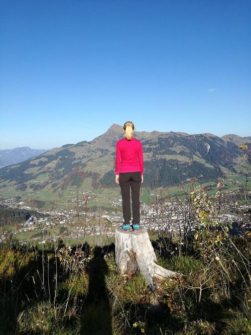Wanderung zum Seidlalmsee in Kitzbühel