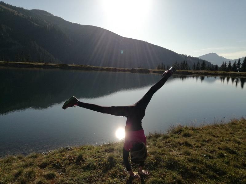 Seidlalmsee in Kitzbühel