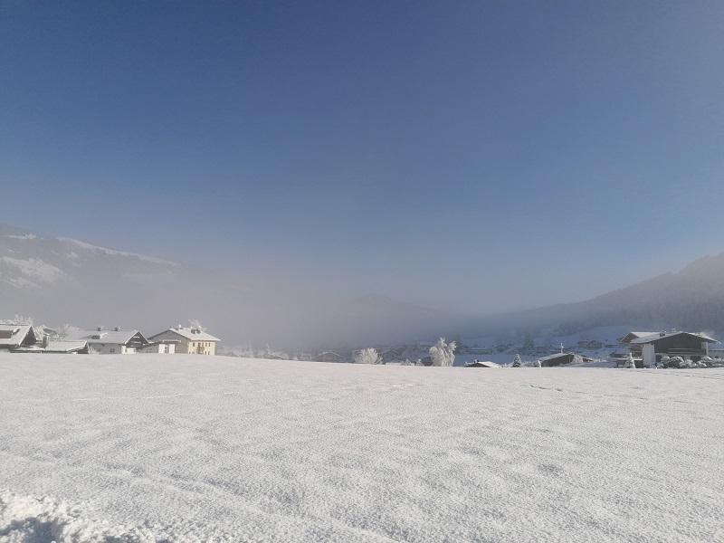 Traumhafter Wintertag in Westendorf