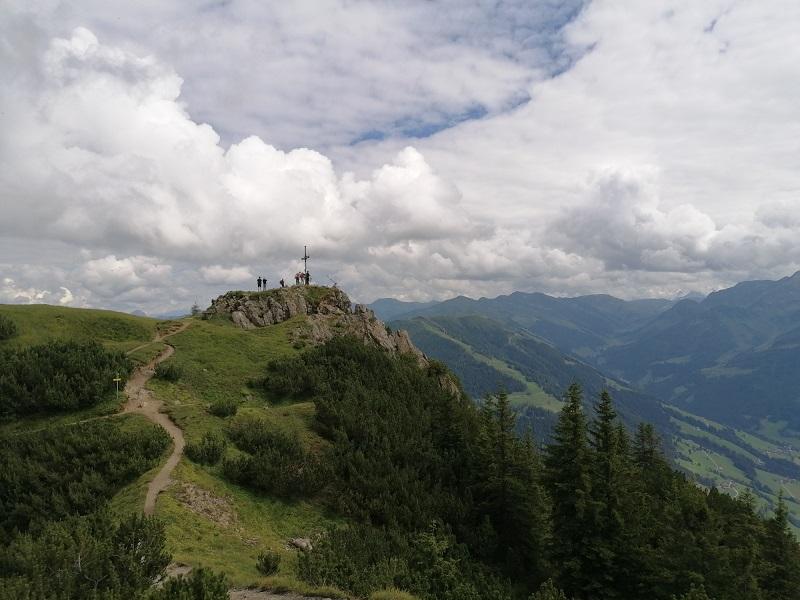 Ausblick vom Gratlspitz