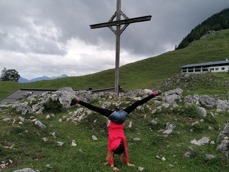 Kreuz bei der Ritzau Alm