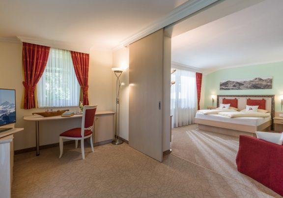 Suite Amelie Hotel Glockenstuhl in Westendorf